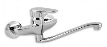 Novaservis Titania Smart Fali mosdó- és kádtöltő csaptelep