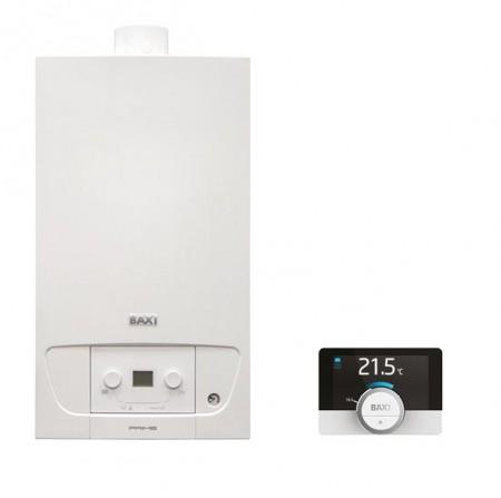 BAXI Prime 28 ERP kombi kazán, kondenzációs, fali, 28kW