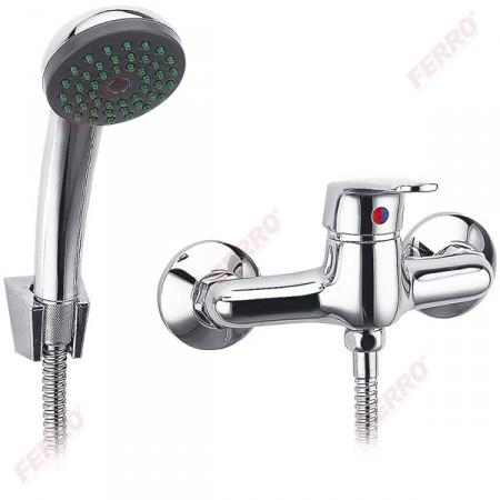 Ferro Smile fali zuhanycsaptelep zuhanyszettel