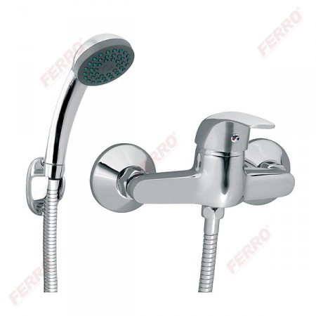 Ferro Vasto fali zuhanycsaptelep zuhanyszettel