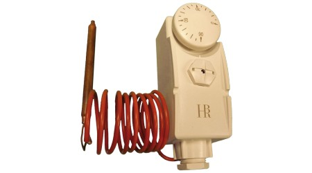 Kapilláris termosztát BRH 0-90°C