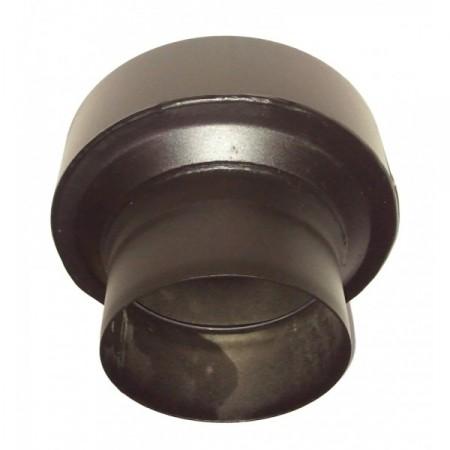 Fekete füstcső bővítő többféle méretben