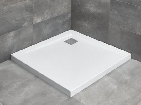 Radaway Argos C szögletes zuhanytálca lapos