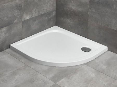 Radaway Delos E íves asszimetrikus zuhanytálca