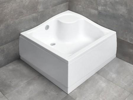 Radaway Korfu C szögletes zuhanytálca