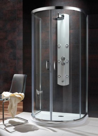 Radaway Premium Plus P U-alakú zuhanykabin