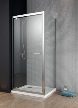 Radaway Twist DW+S szögletes zuhanykabin